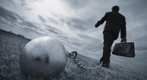 50 mln zł długu upadłych firm - dużej części można było uniknąć