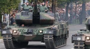 MON zbuduje garaże dla 128 Leopardów