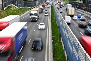 Minister Adamczyk: jest szansa na rozbudowę zatłoczonej autostrady