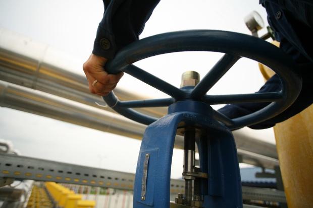Mniejszy tranzyt rosyjskiego gazu przez Ukrainę