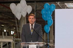 Wiceprezes Johnson Controls: w Żorach inwestujemy nie tylko w produkcję