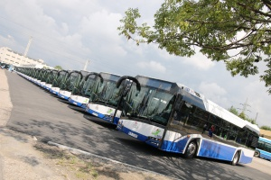 Solaris dostarczy 20 autobusów elektrycznych do Krakowa