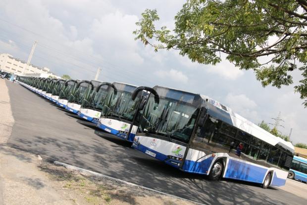 60 Solarisów dla Krakowa