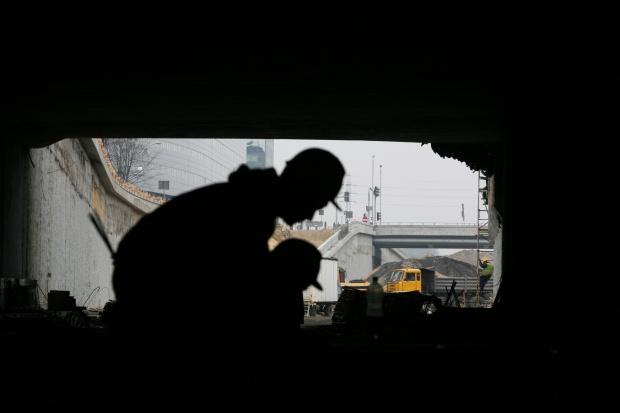 Czesi wydrążyli ponad 4 km tunel kolejowy
