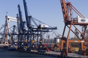 Port Gdynia może pobić rekord w przeładunkach