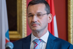Morawiecki zachęcał studentów w Wlk. Brytanii do powrotu do Polski