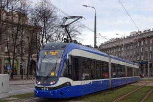 Papież pojedzie na Błonia tramwajem MPK Kraków