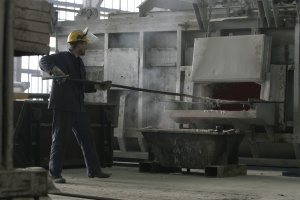 Nowy piec topielny w Impexmetal SA Aluminium Konin