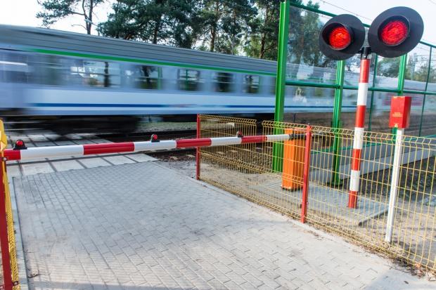 400 mln zł na poprawę bezpieczeństwa na przejazdach kolejowych