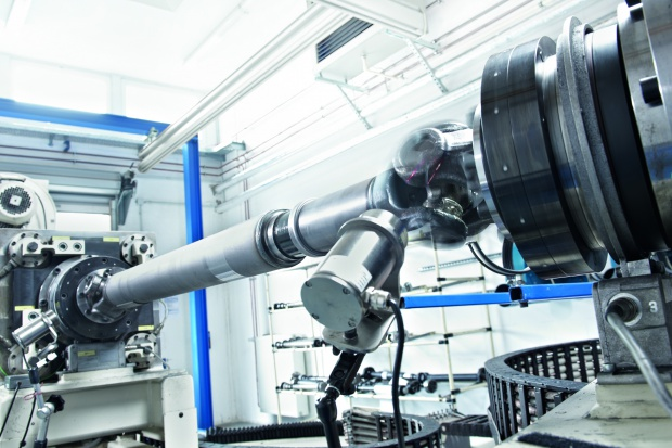 Początek budowy fabryki IFA Rotorion w Ujeździe za 100 mln euro