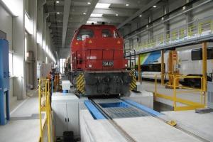 Rafamet wybuduje tokarkę dla metra w Iranie