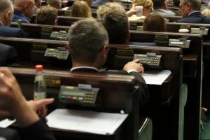 Sejm przyjął budżet na 2019 r.