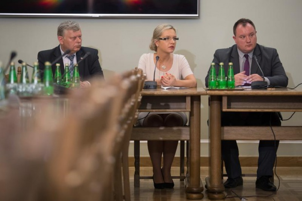 Katarzyna P. odmówiła składania zeznań przed komisją śledczą