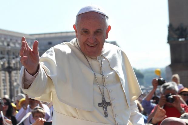 Krokodyle w Watykanie. Główny Inspektor Transportu Drogowego na audiencji u papieża
