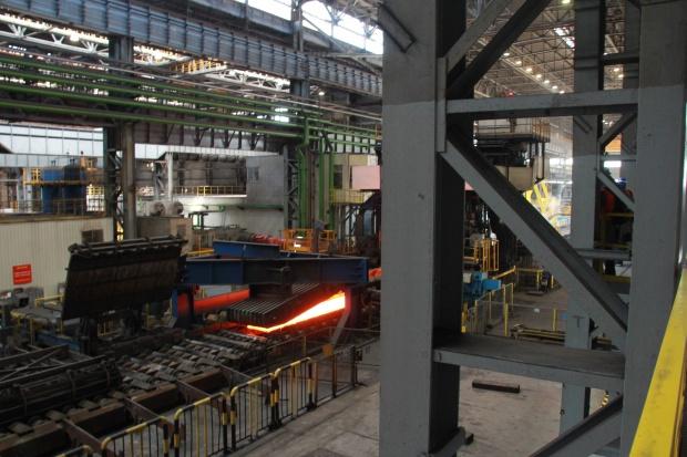 ArcelorMittal w Dąbrowie buduje nowoczesną turbinę