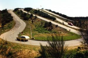 Pół wieku męczenia aut w Dudenhofen