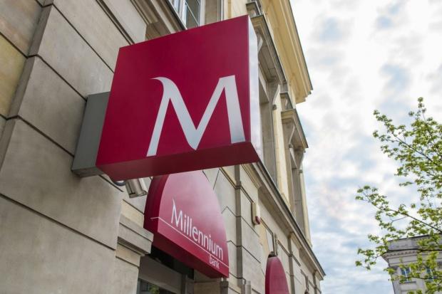Wzrost zysku Banku Millennium za II kwartał