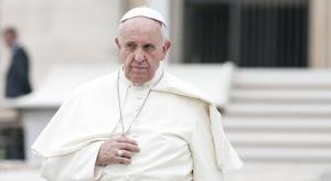 """Papież Franciszek skrytykował """"niepohamowany kapitalizm"""""""