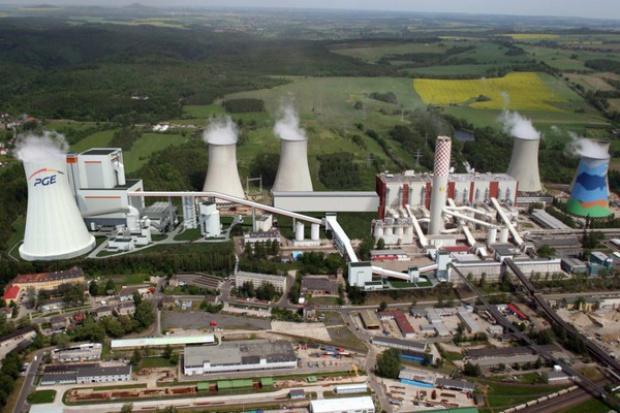 PGE: spadek produkcji, wzrost sprzedaży energii