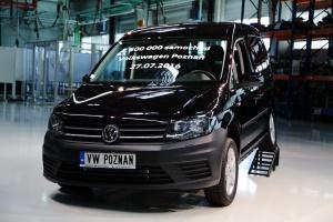2.500.000 samochodów z fabryki Volkswagen Poznań