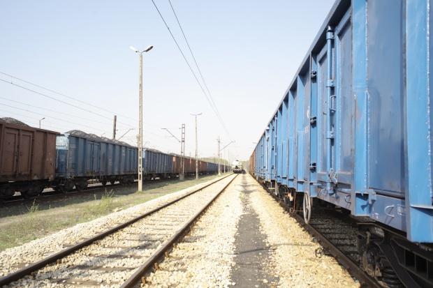 Mniej opóźnionych pociągów towarowych w porównaniu rdr