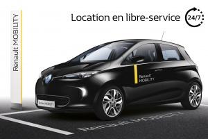 Grupa Renault wprowadza usługę car-sharingu