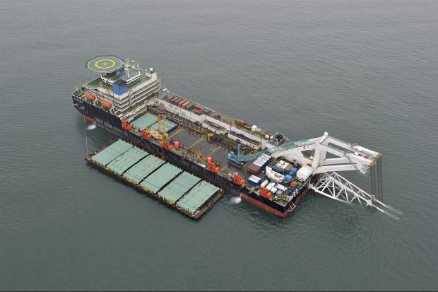 Sankcje UE mogą objąć Nord Stream 2