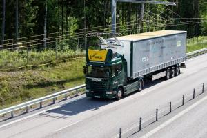 Elektryczna autostrada ruszyła w Szwecji