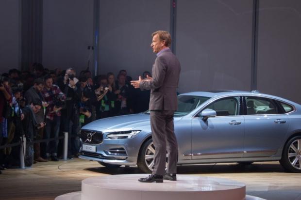 Potrójny wzrost Volvo Cars