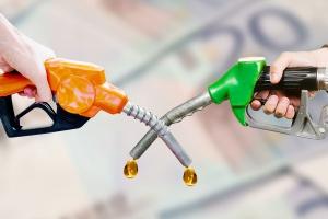 Olej napędowy staje się droższy od benzyny