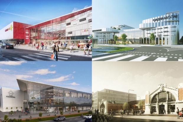 Najbardziej odważne projekty centrów handlowych w Polsce