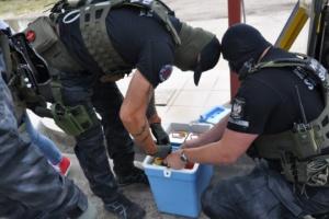 Funkcjonariusze KAS udaremnili przemyt pestycydów