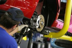 Produkcja branży motoryzacyjnej zdecydowanie rośnie