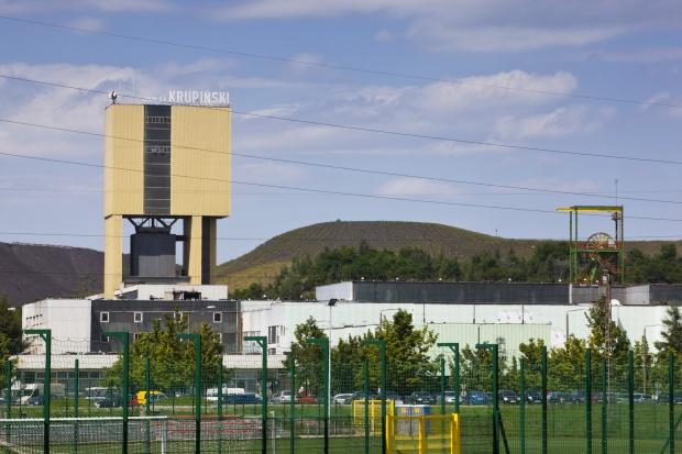 JSW: kopalnia Krupiński zwyciężyła w konkursie BHP
