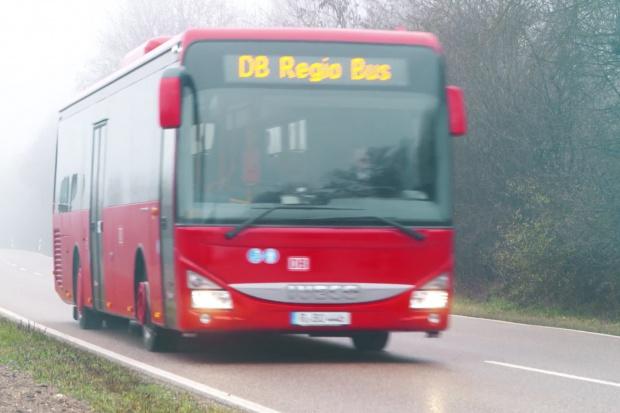 DB rozwija park autobusowy. Wybrał dostawców