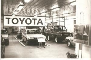 Ćwierć wieku Toyoty w Polsce