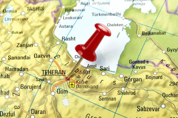 Iran planuje wspólne manewry z Rosją na Morzu Kaspijskim
