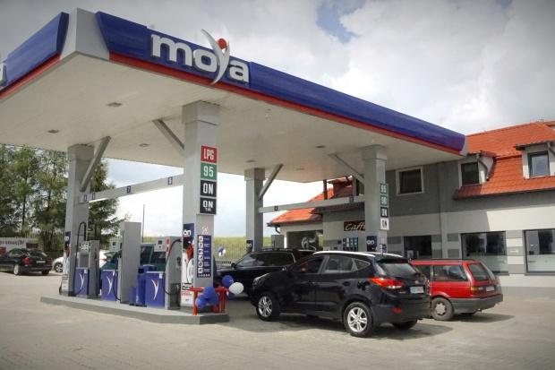 Nowa stacja Moya w Kętrzynie