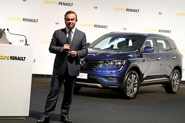 Brazylijskie zaangażowanie Renault