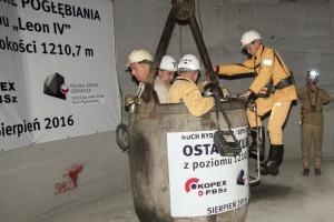 Ponad 200 mln zł będzie kosztować Przedsiębiorstwo Budowy Szybów