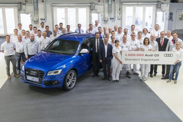 Milion Audi Q5 z Ingolstadt