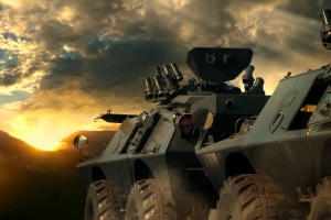 Czeskie wojsko na zakupach - ma ponad 8 mld zł na bojowe wozy piechoty