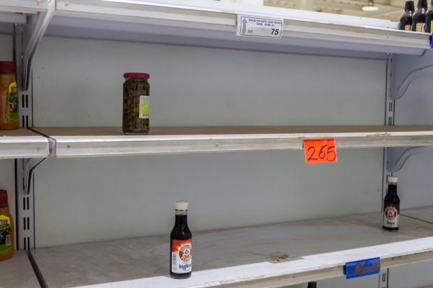 """S&P: """"częściowa niewypłacalność"""" Wenezueli; ryzyko zapaści"""