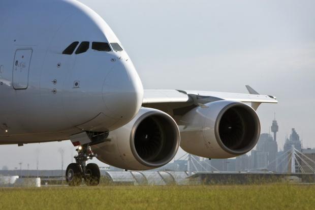 Airbus zanotował spadek zysków, ale wzrost przychodów