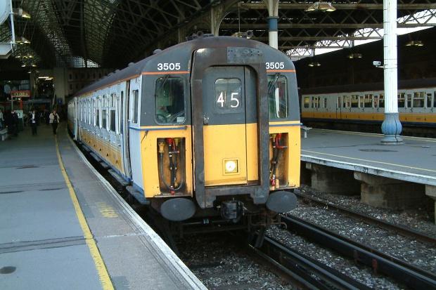 Najdłuższy strajk kolejowy na brytyjskich torach od 1968 r.