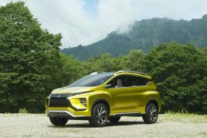 Prototyp Mitsubishi debiutuje w Indonezji
