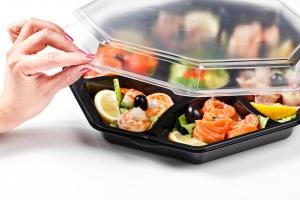 Drony będą dowozić jedzenie z restauracji