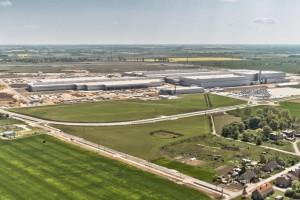 Powstanie droga łącząca fabrykę Volkswagena z A2