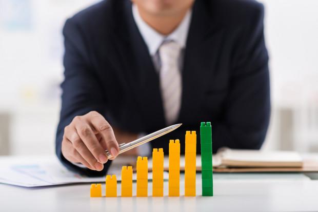 Wyraźny wzrost koniunktury bankowej