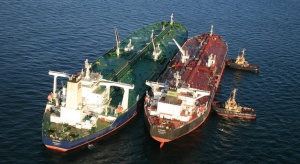Irańska ropa dotarła do Gdańska